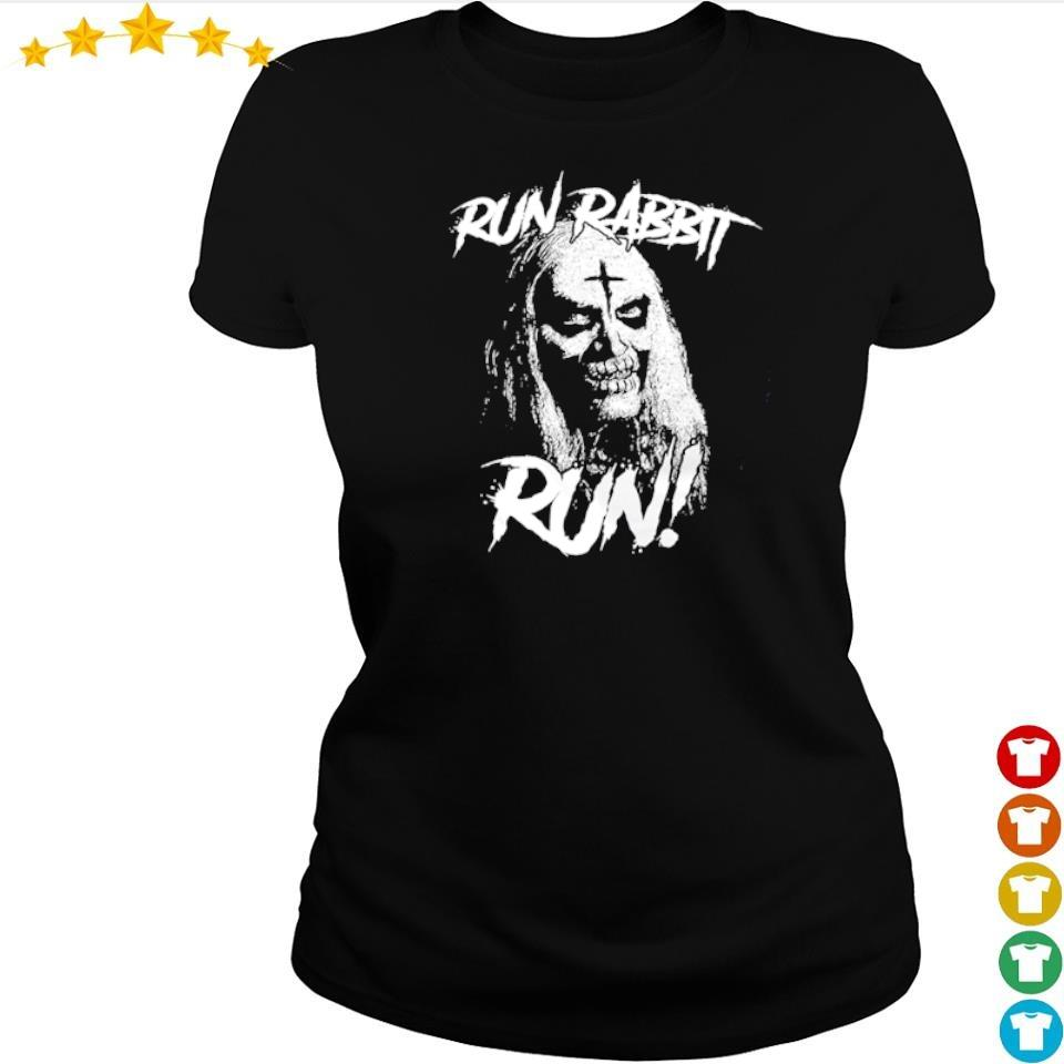 Otis B. Driftwood run rabbit run s ladies tee