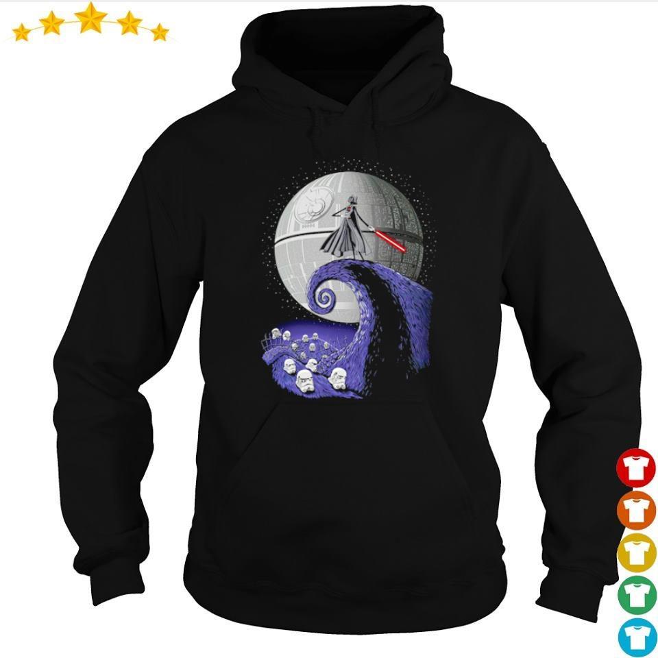 Star Wars Darth Vader Wars Before Christmas s hoodie