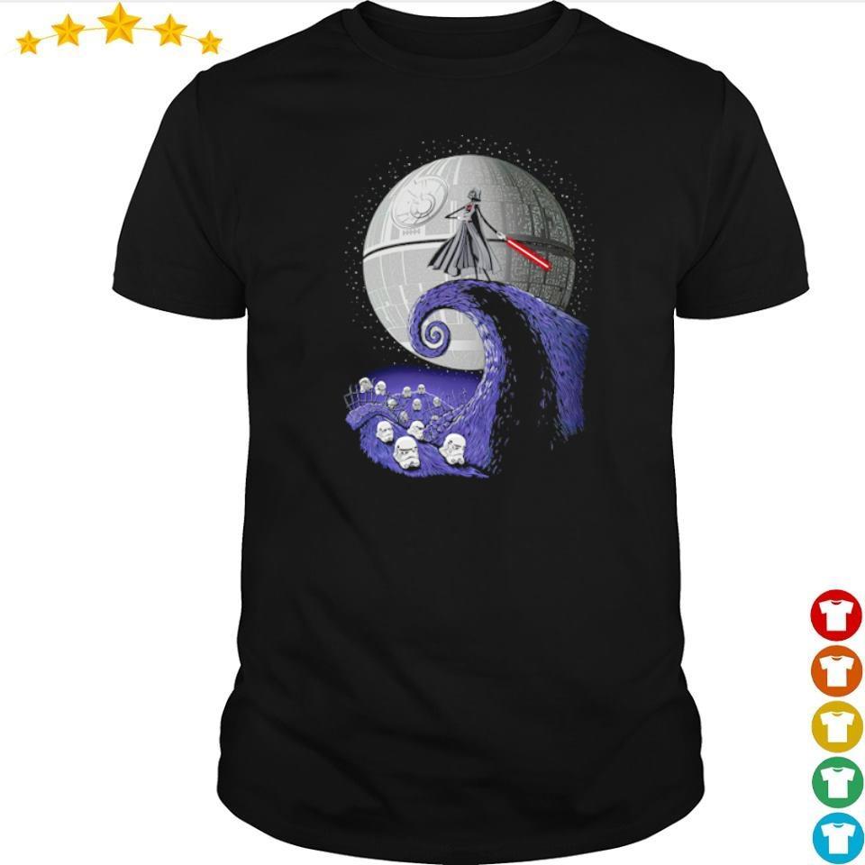 Star Wars Darth Vader Wars Before Christmas shirt