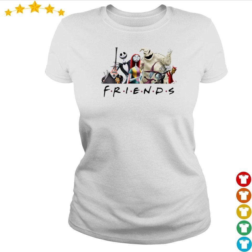 The Nightmare Before Christmas Friends TV Show s ladies