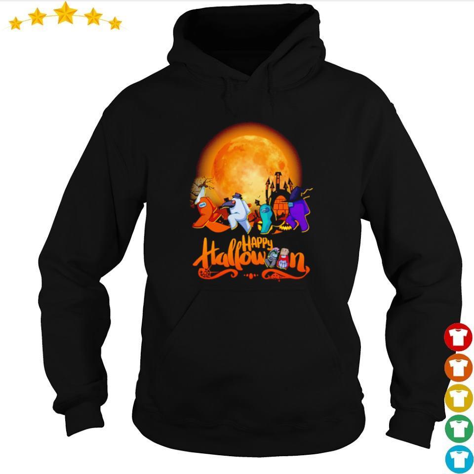 Among us happy Halloween s hoodie