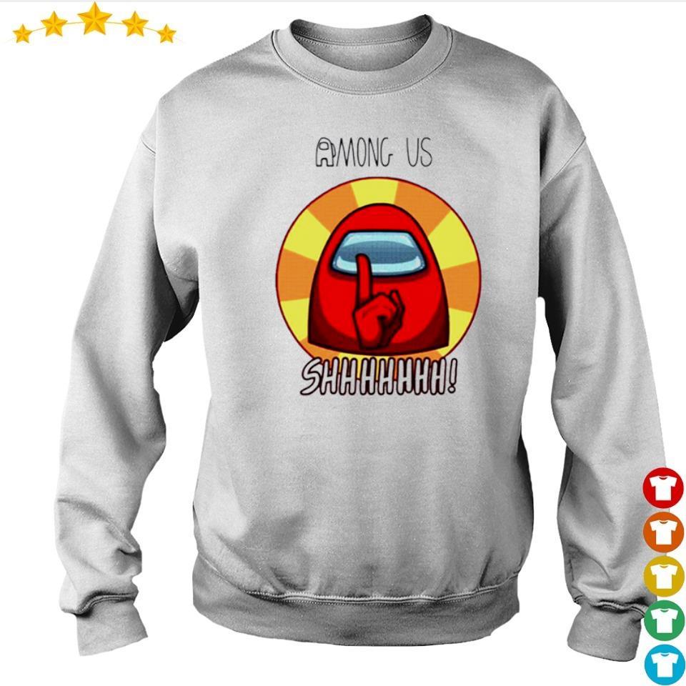 Among us shhhhhhh s sweater