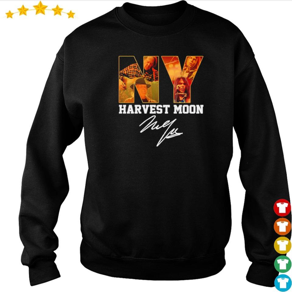 Awesome Harvest Moon signature s sweater