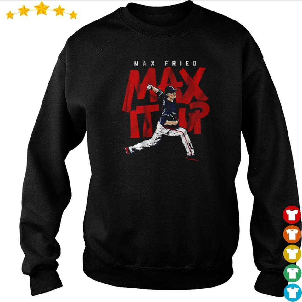 Awesome Max Fried max it up s sweater