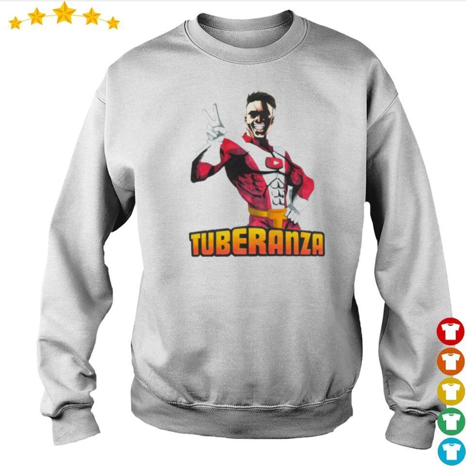 Awesome myherotube Tuberanza s sweater