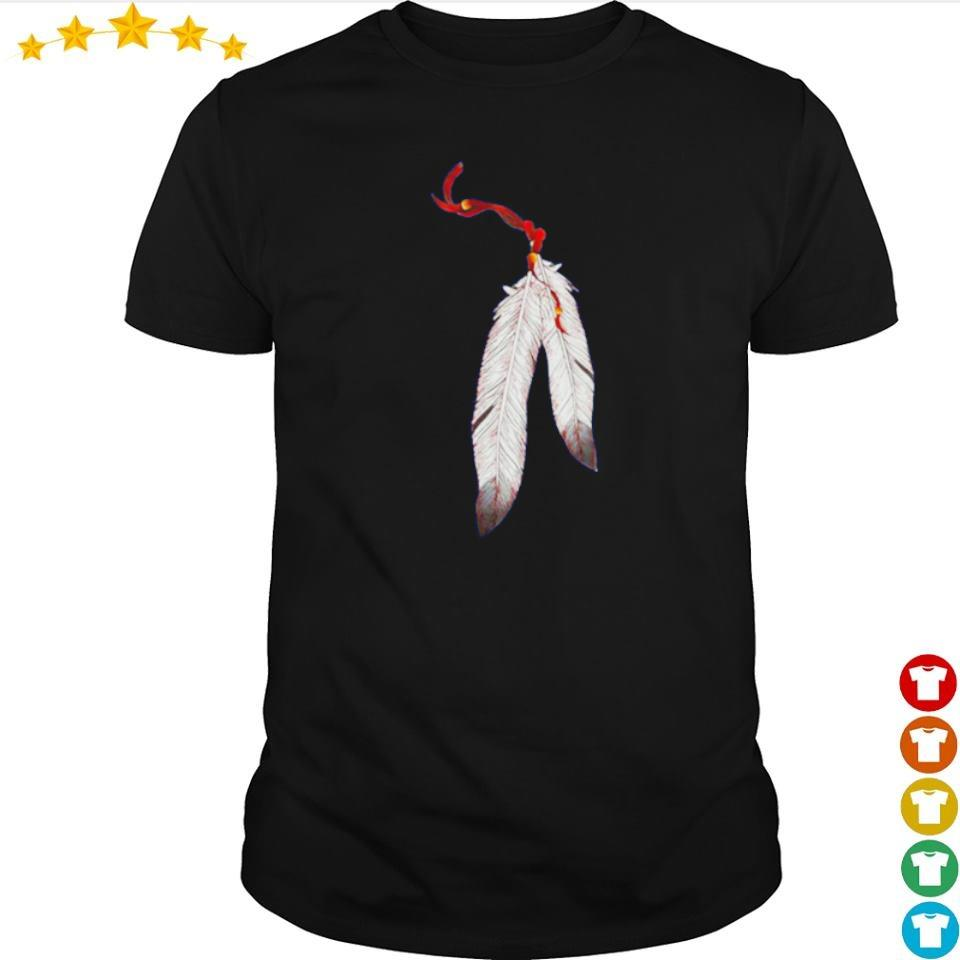 Awesome Native American heart shirt