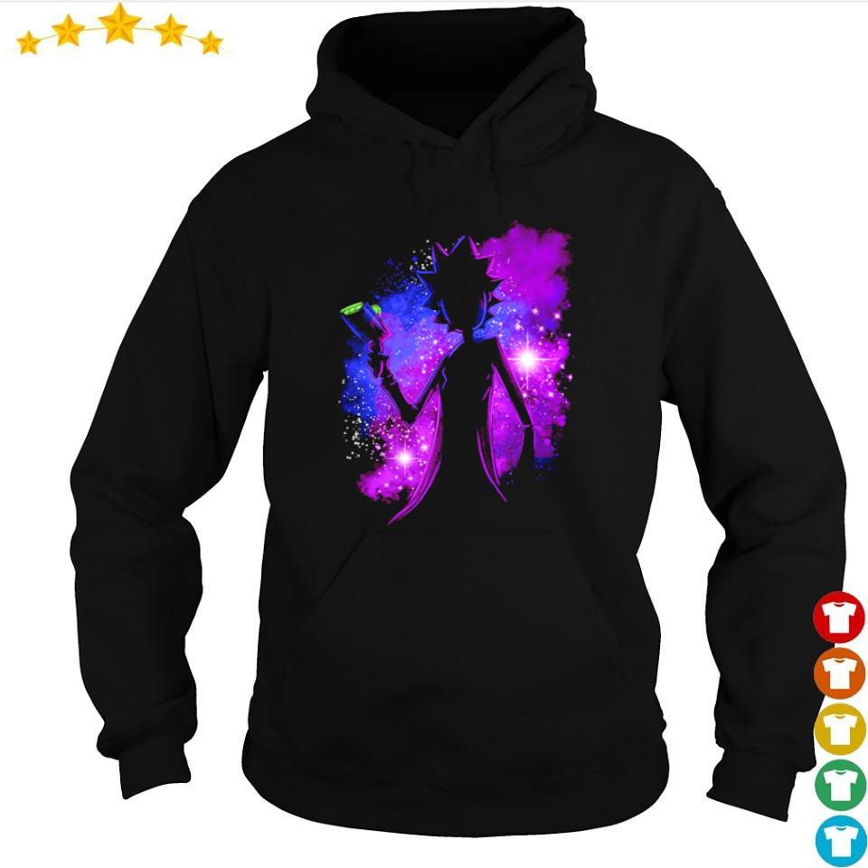 Awesome Rick Sanchez galaxy s hoodie