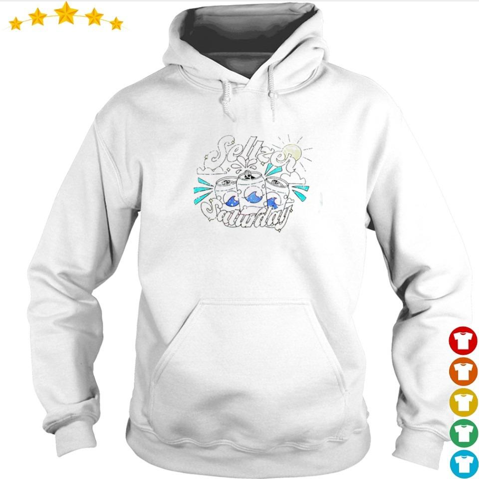 Awesome seltzer saturday s hoodie