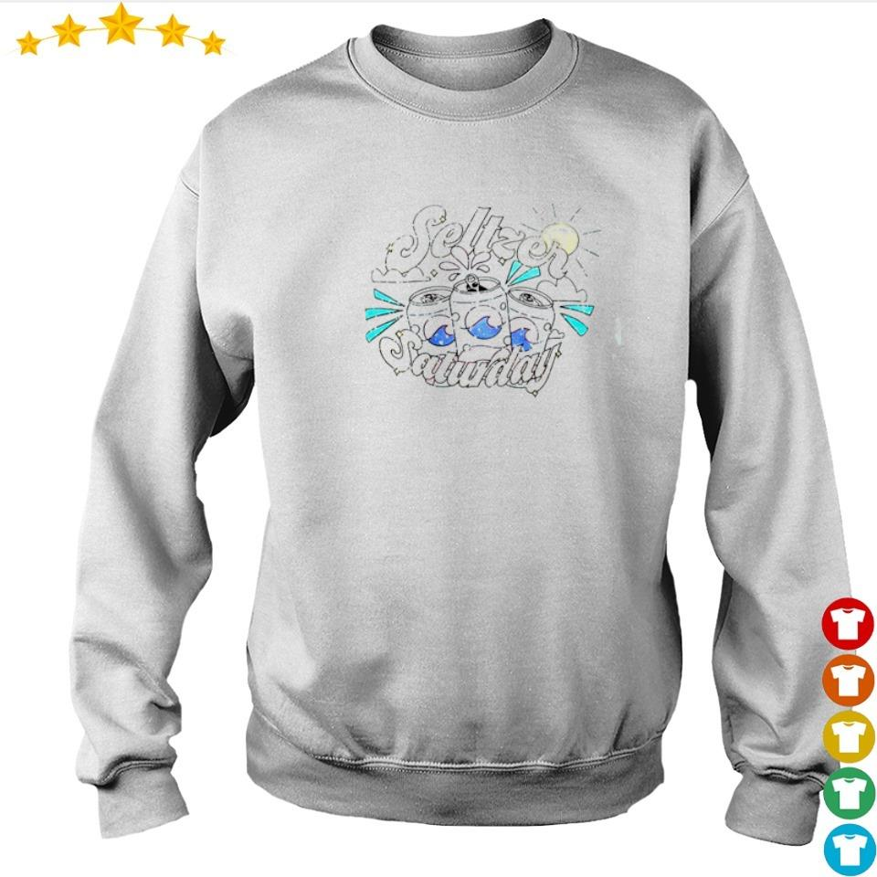 Awesome seltzer saturday s sweater