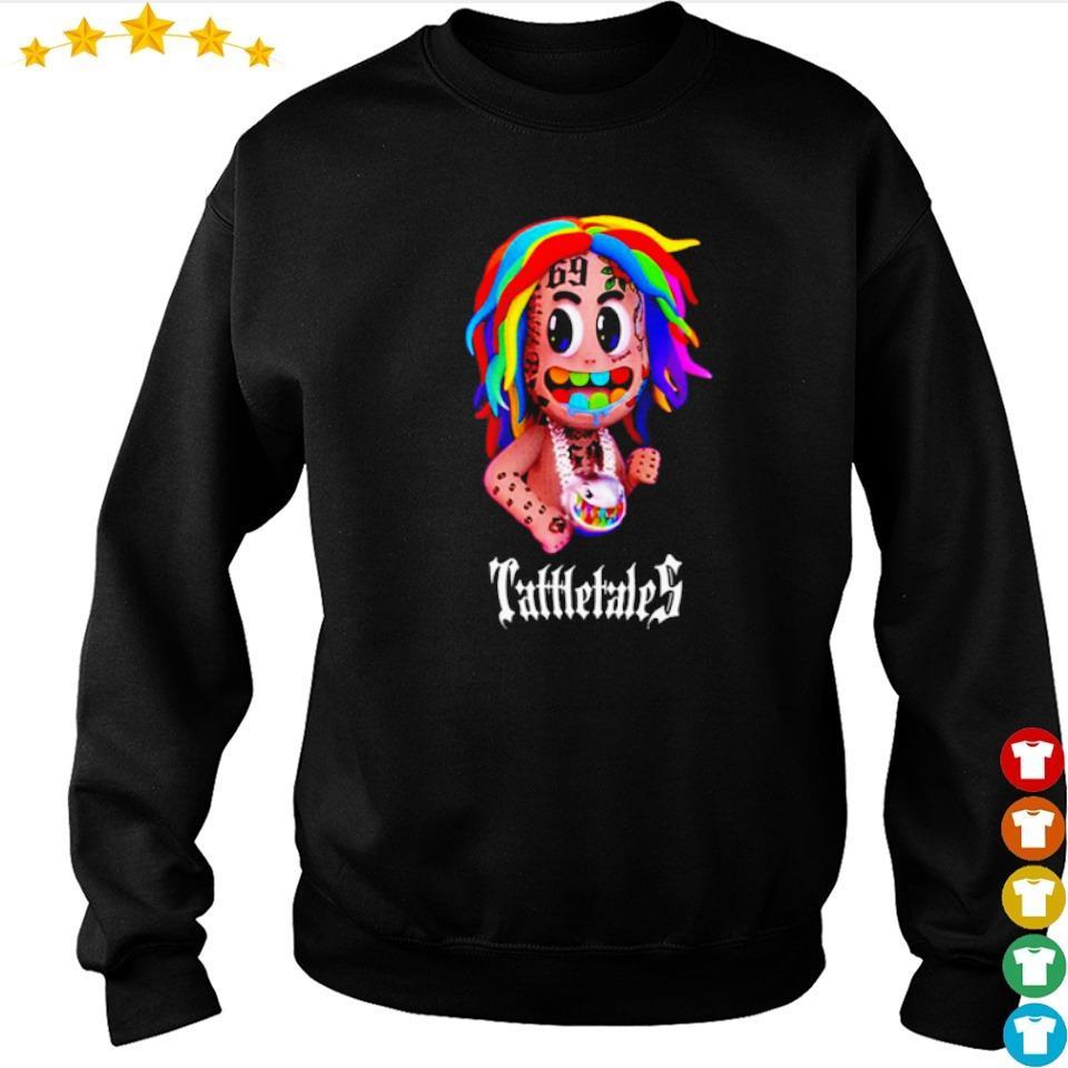 Awesome tattletales 6ix9ine s sweater