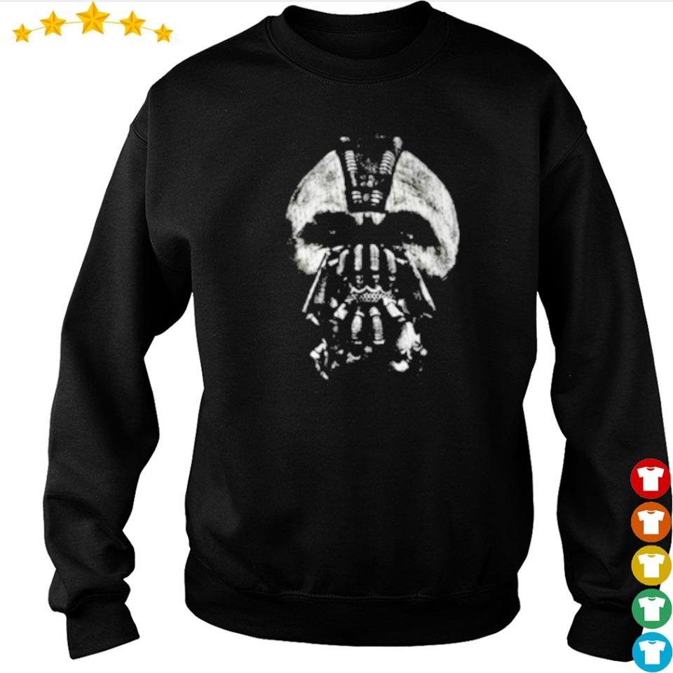 Awesome The Dark Night Bane mask art s sweater