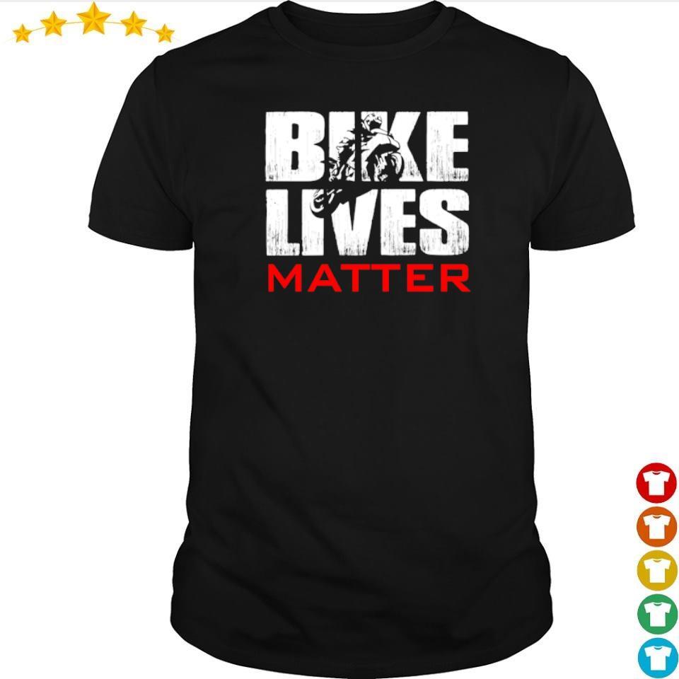Biker lives matter shirt
