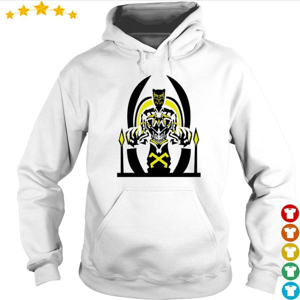 Black Panther King Wakanda in show s hoodie