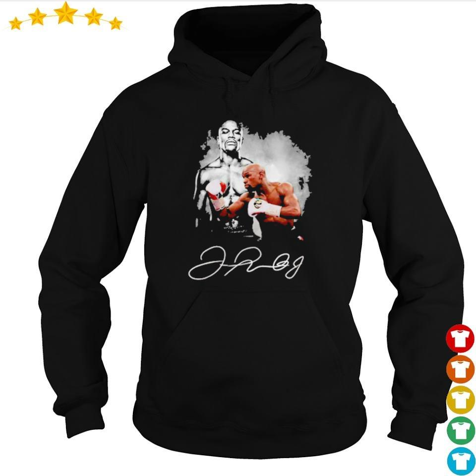 Boxing legend Floyd Mayweather signature s hoodie