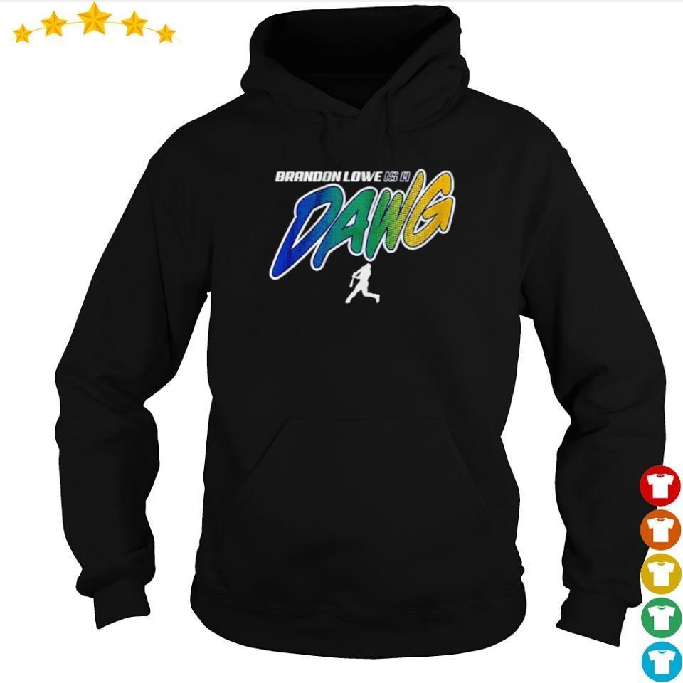 Brandon lowe is a dawg s hoodie