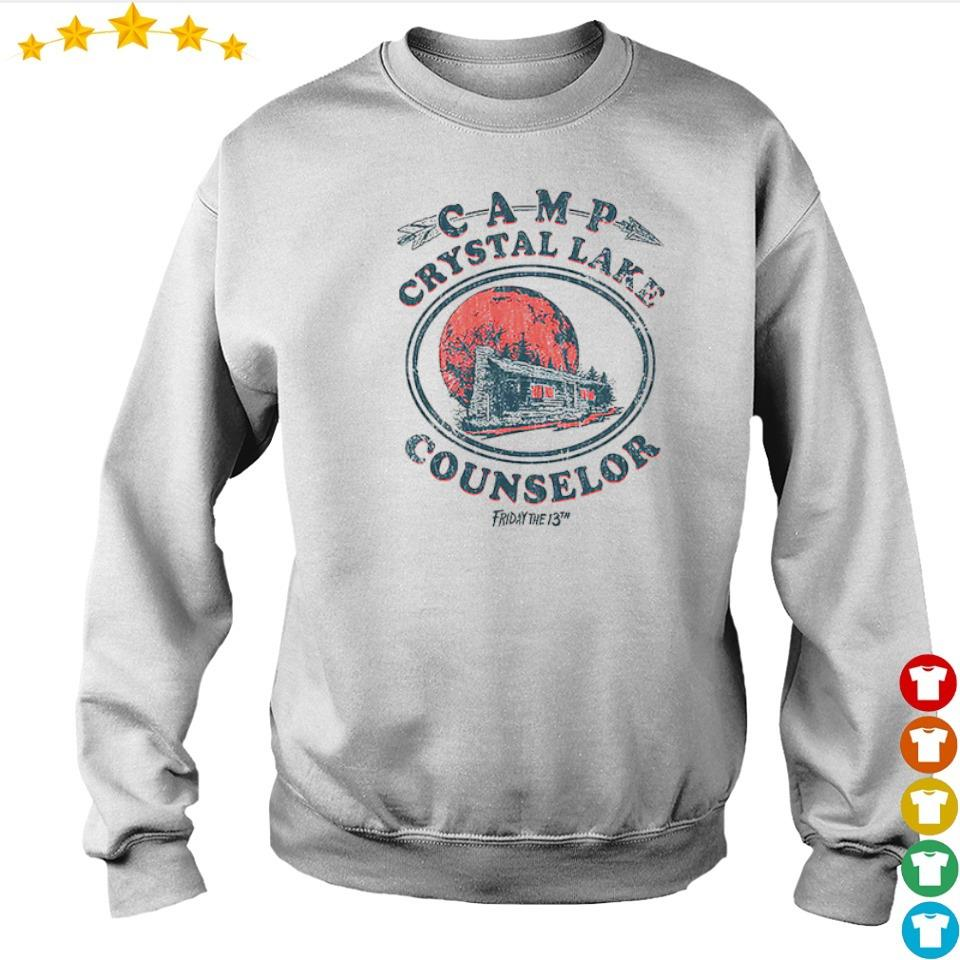 Camp crystal lake counselor Friday the 13th s sweater