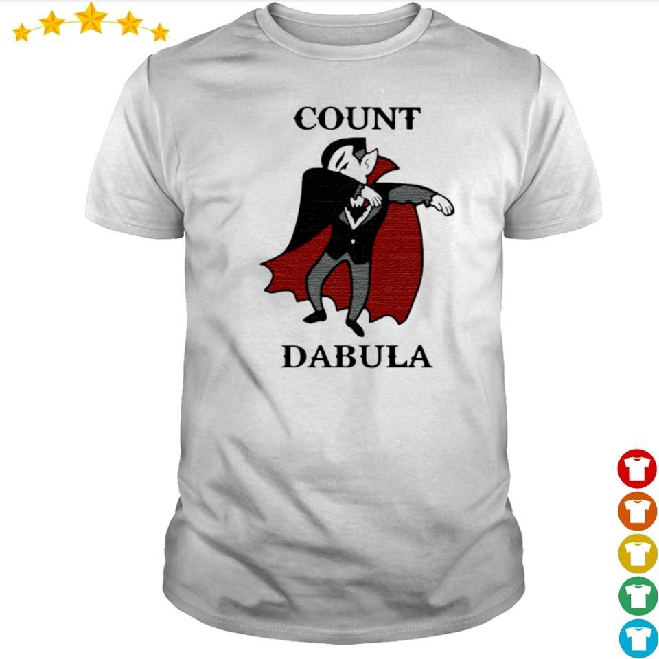 Count dabula happy Halloween shirt
