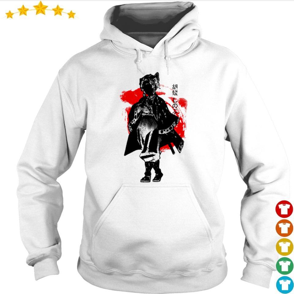 Demon Slayer Kochou Shinobu s hoodie