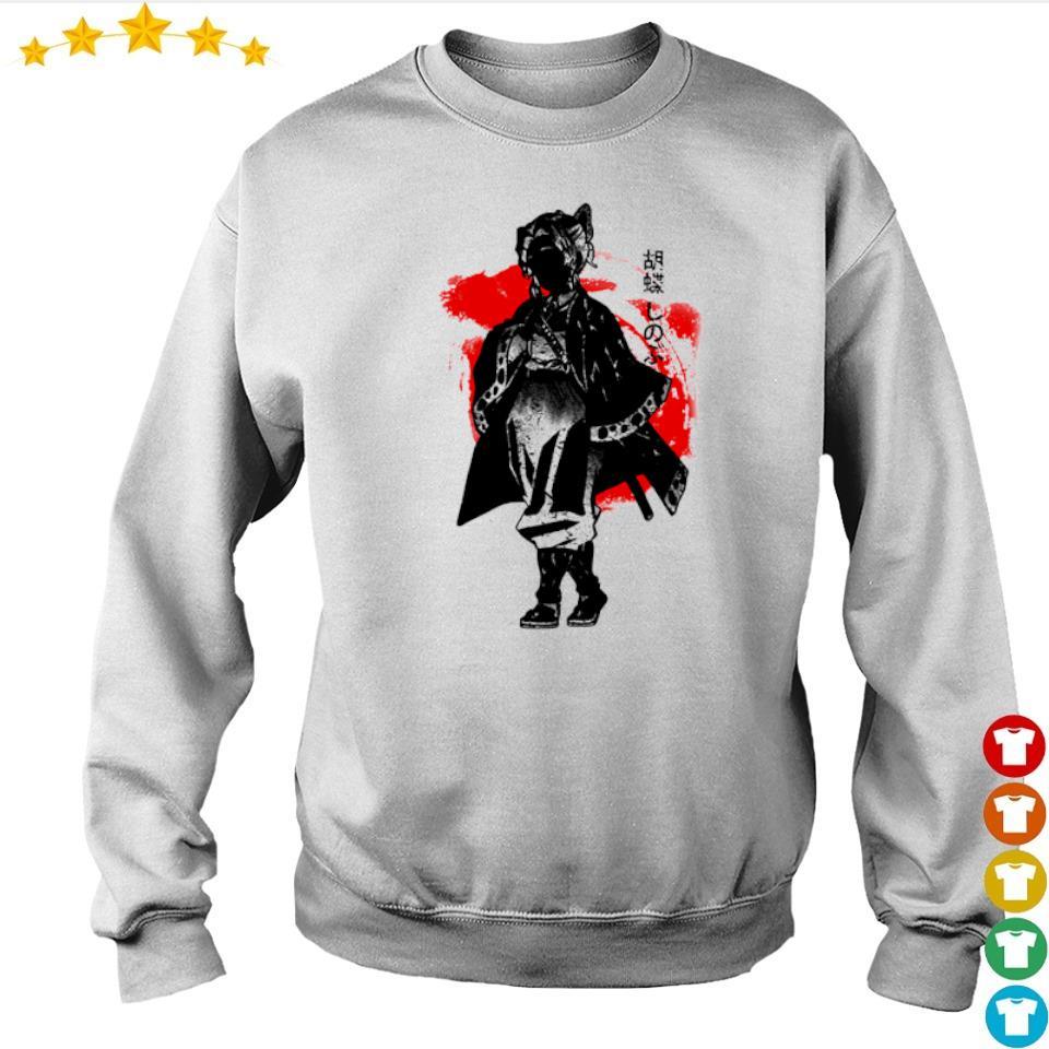 Demon Slayer Kochou Shinobu s sweater