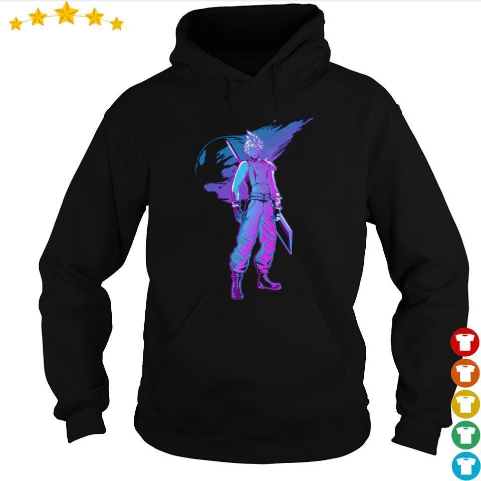 Fantasy Cloud Strife retro s hoodie