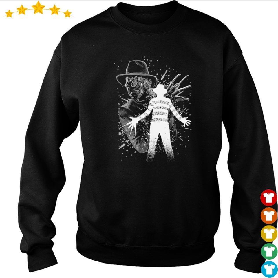 Freddy Krueger nightmare inking s sweater