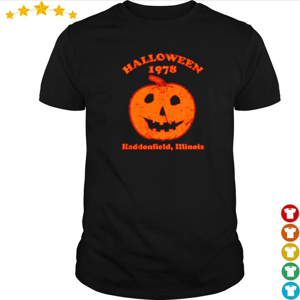Halloween 1978 haddonfield illinois shirt