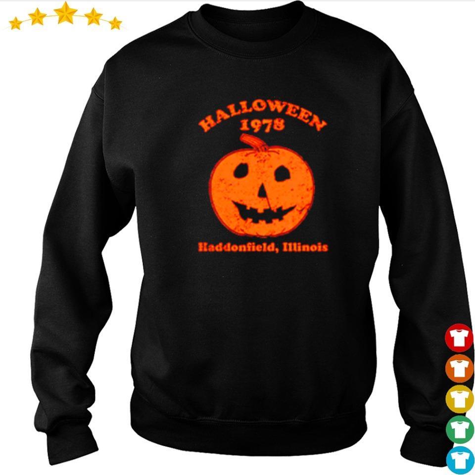 Halloween 1978 haddonfield illinois s sweater