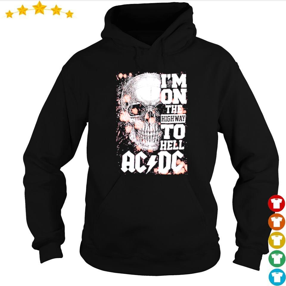 I'm on the highway to hell ACDC s hoodie