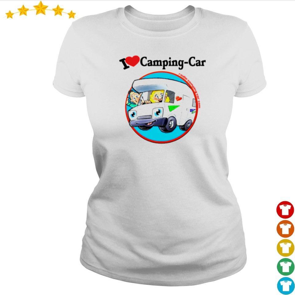 Jaime I love camping car s ladies