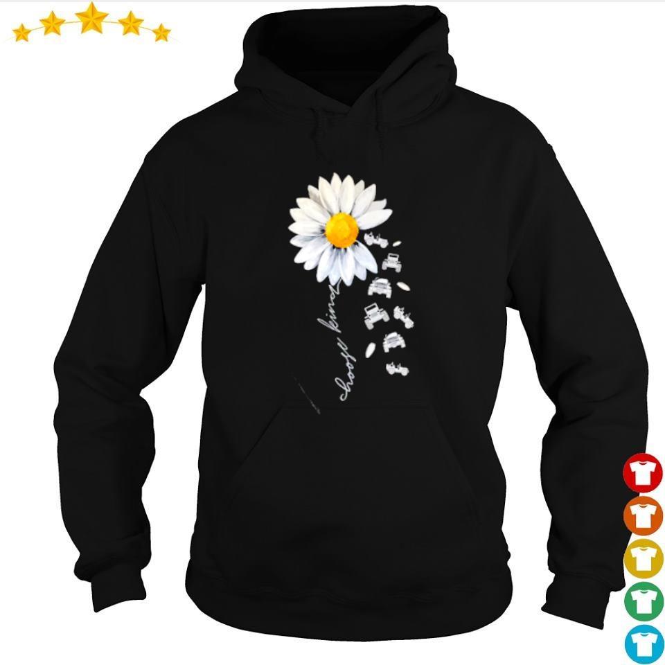 Jeep sunflower choose kind s hoodie