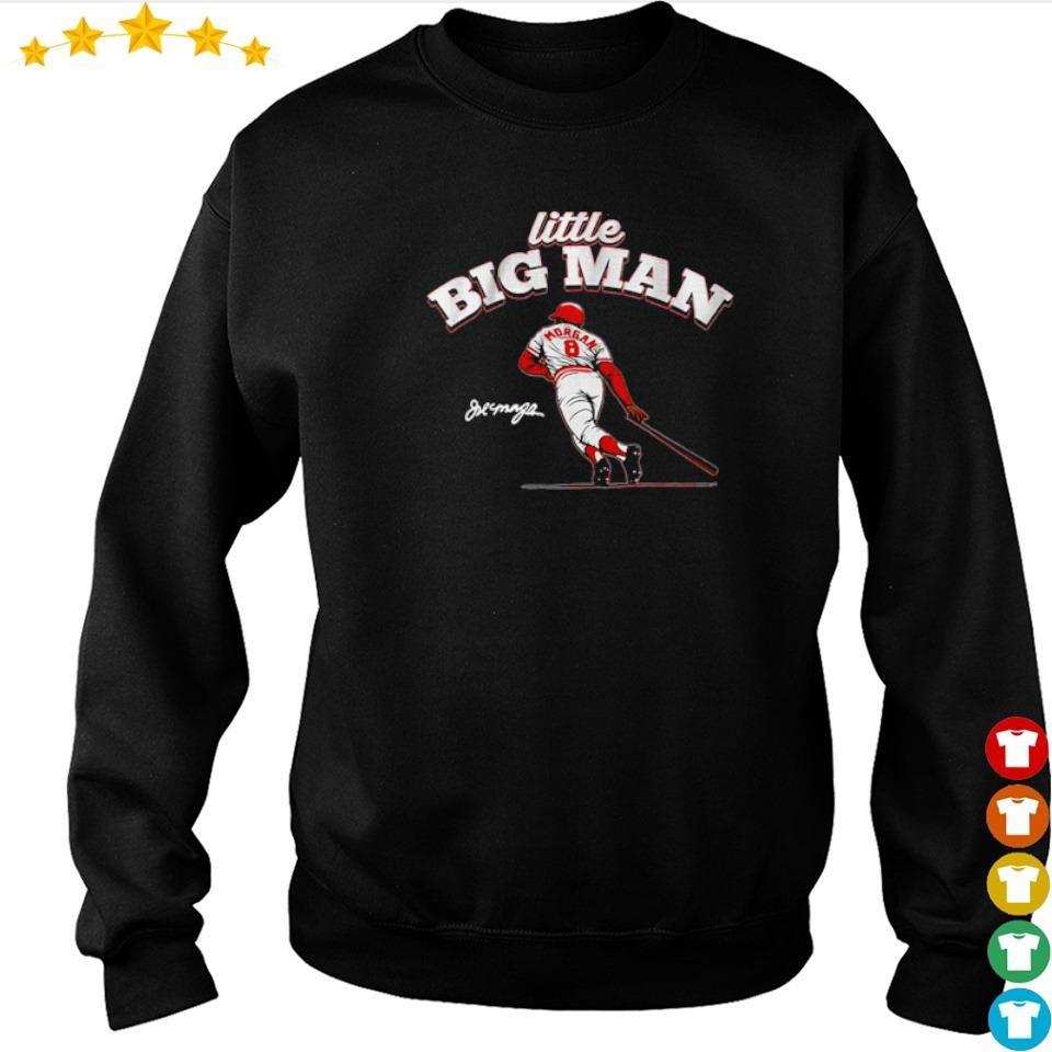 Joe Morgan little bit man s sweater