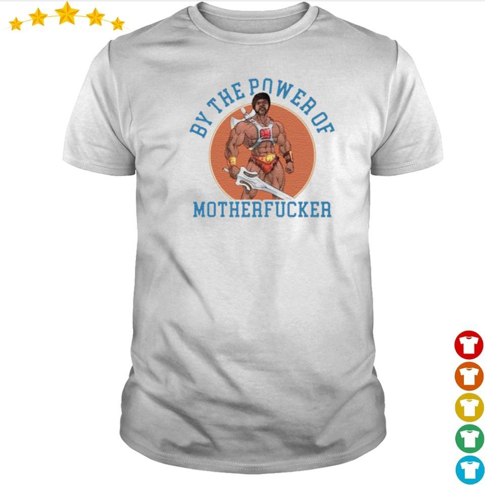 Jules Winnfield by the power of motherfucker shirt