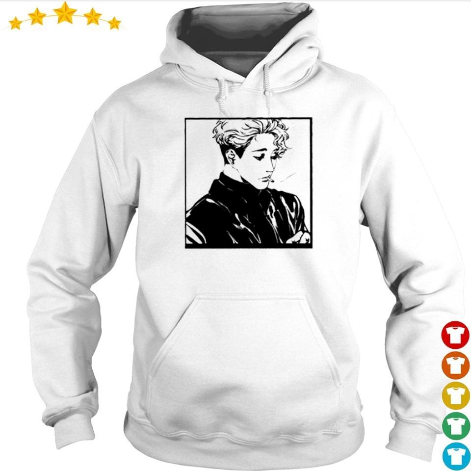 Killing stalking Oh Sangwoo s hoodie