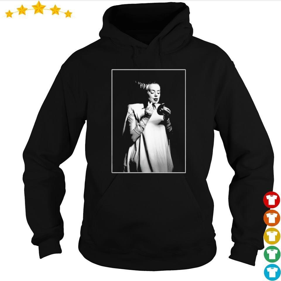 Looks that kill bride of Frankenstein s hoodie