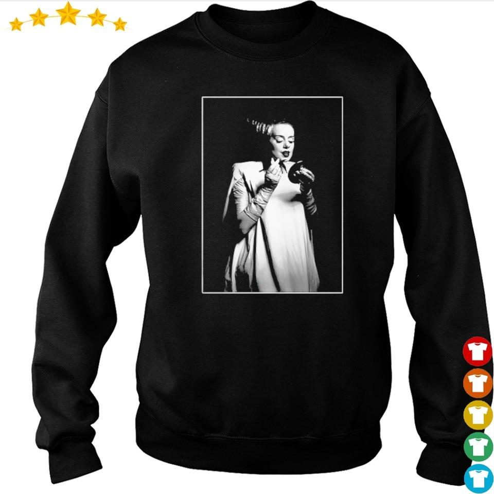 Looks that kill bride of Frankenstein s sweater