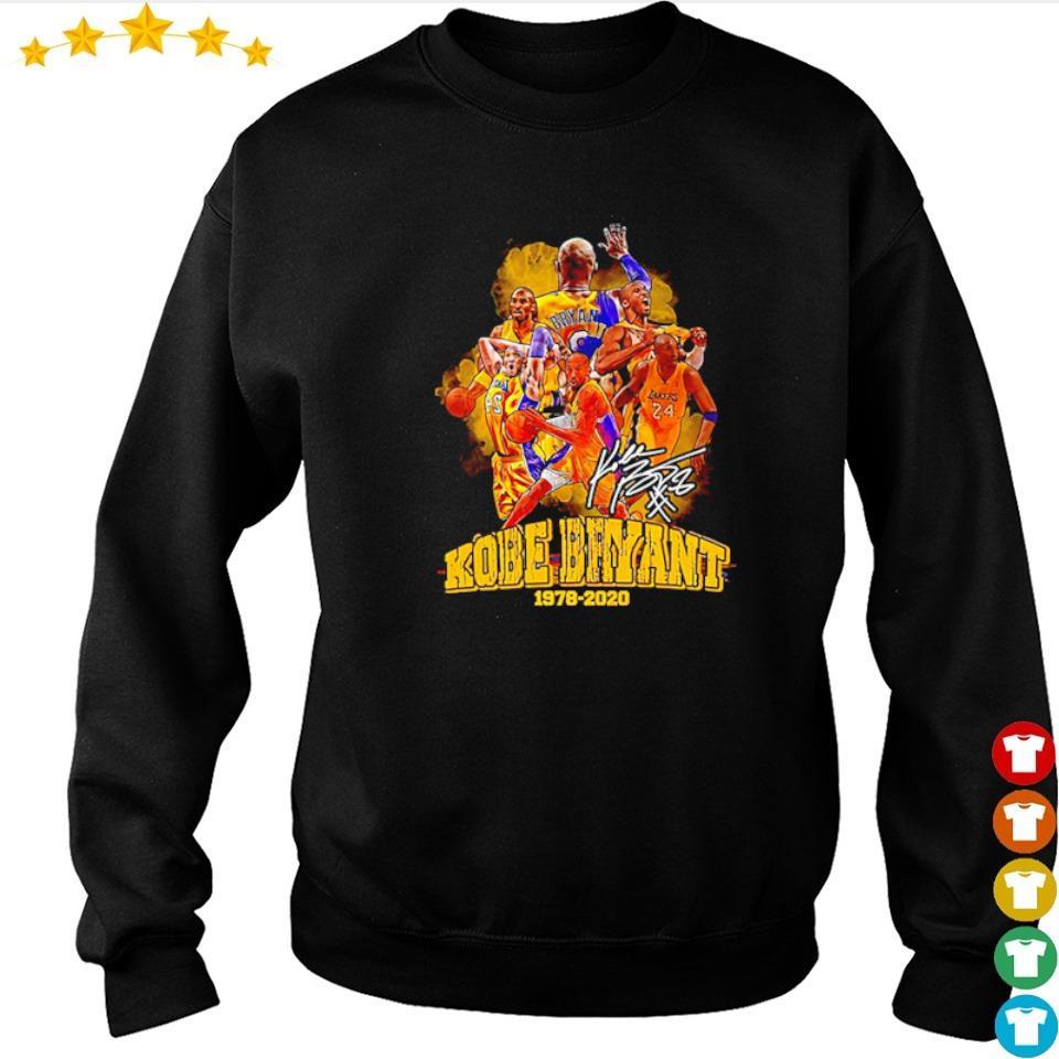 Los Angeles Lakers champion RIP Kobe Bryant 1978 2020 s sweater