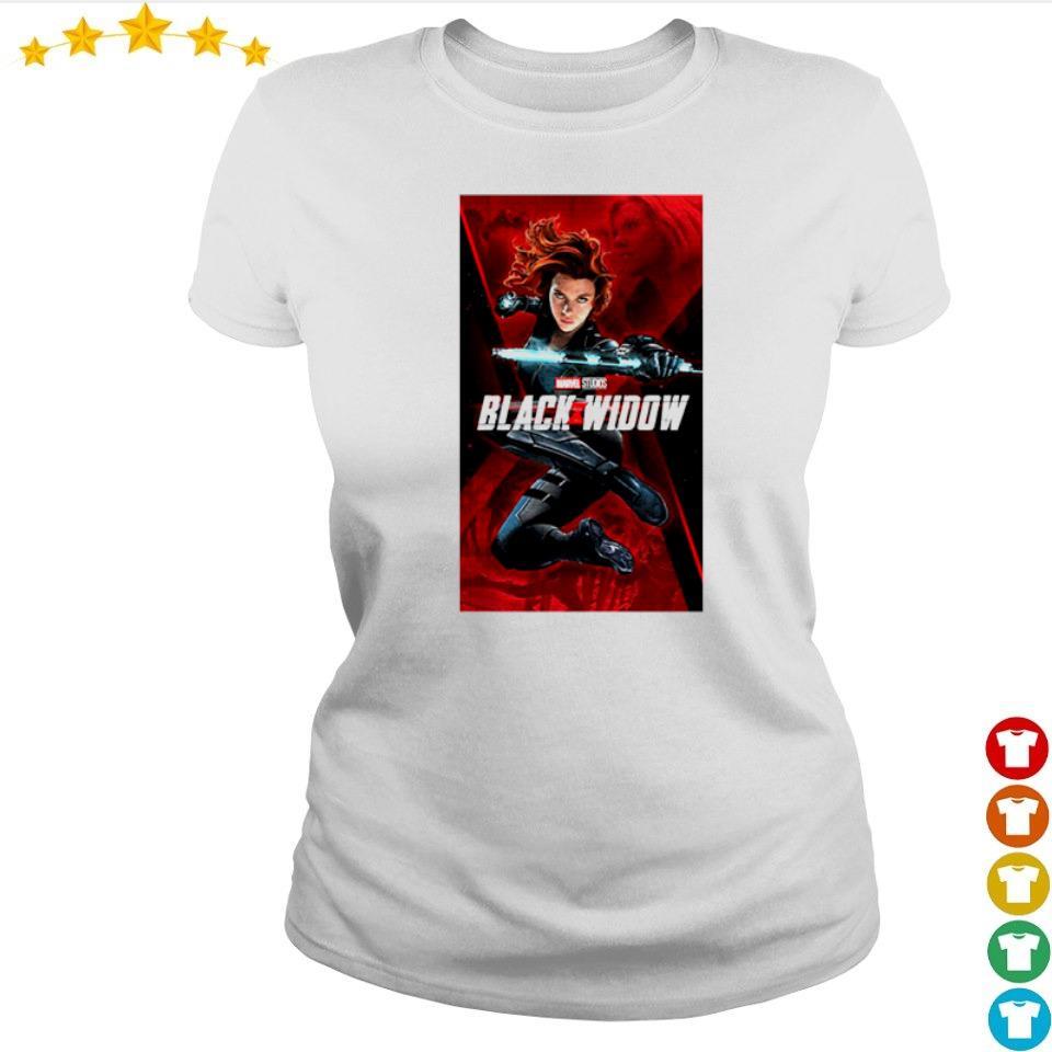Marvel Studios Black Widow movie s ladies