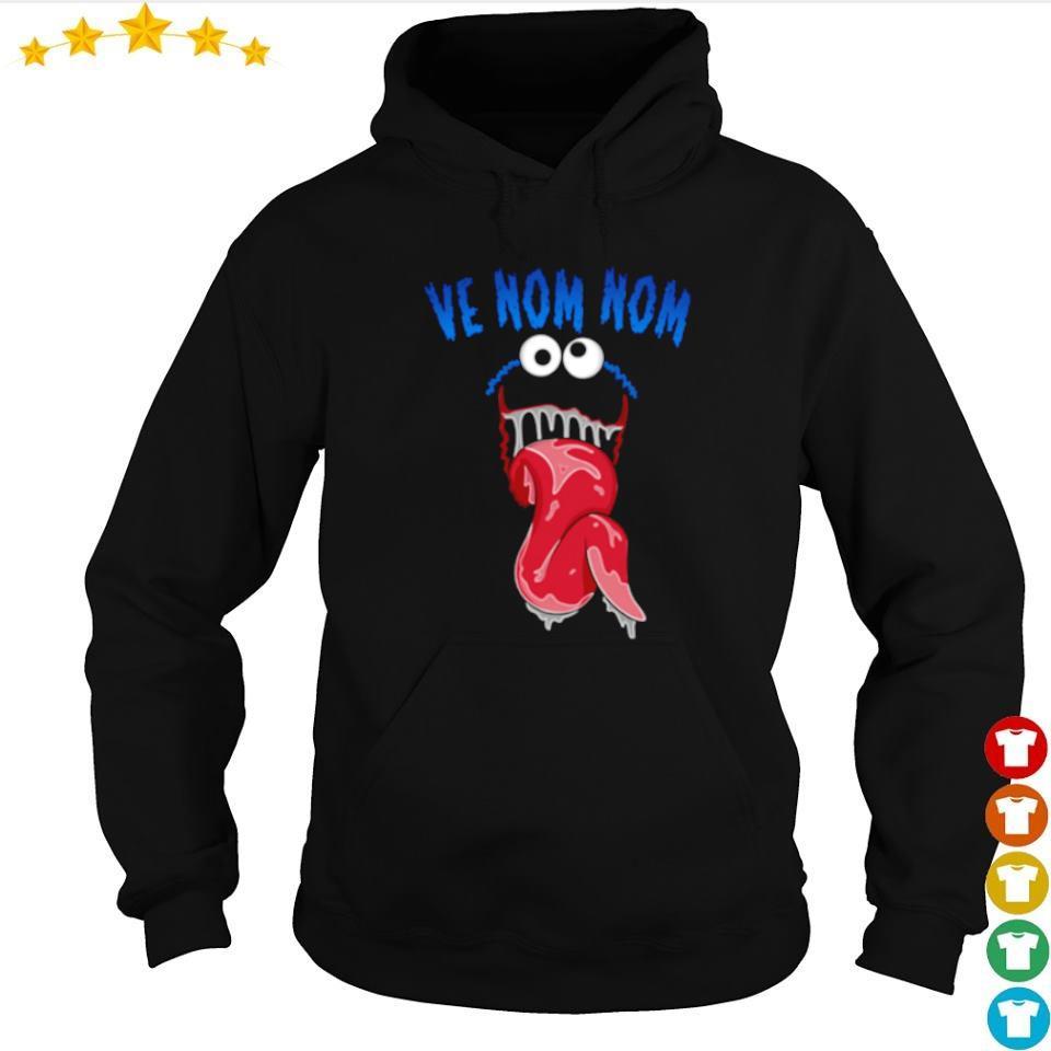 Marvel Venom ve nom nom s hoodie