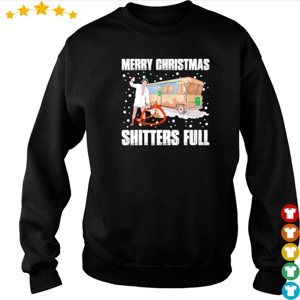 Merry Christmas shitters full s sweater
