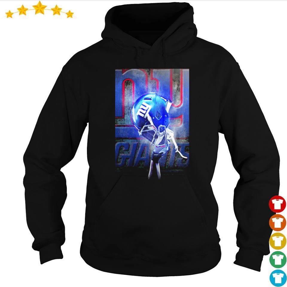 New York Giants helmets s hoodie