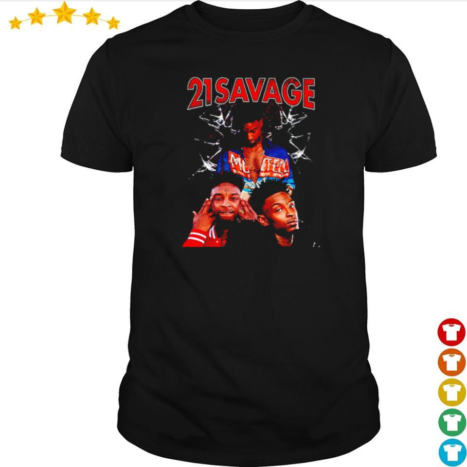 Official 21 Savage shirt