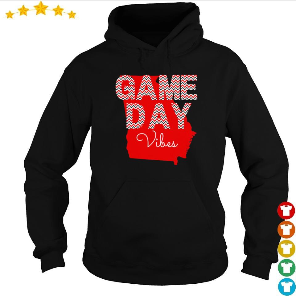 Official awesome game day vibes s hoodie