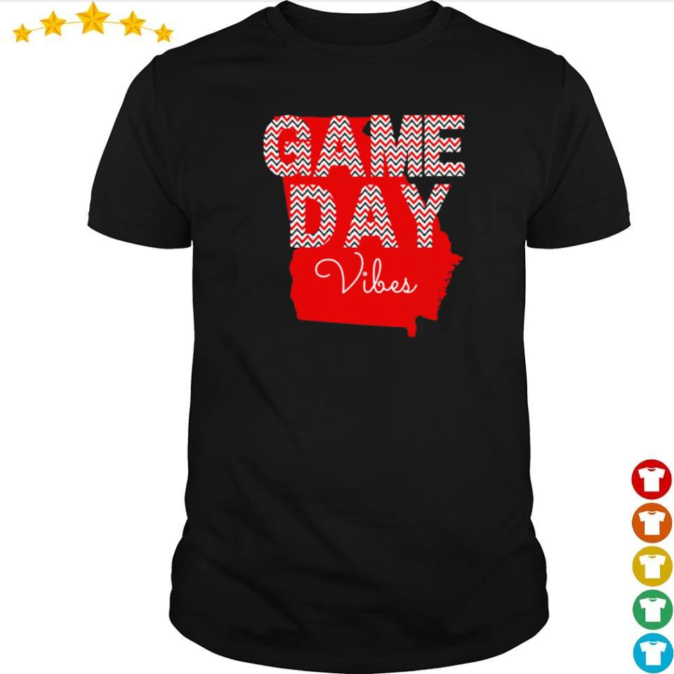 Official awesome game day vibes shirt