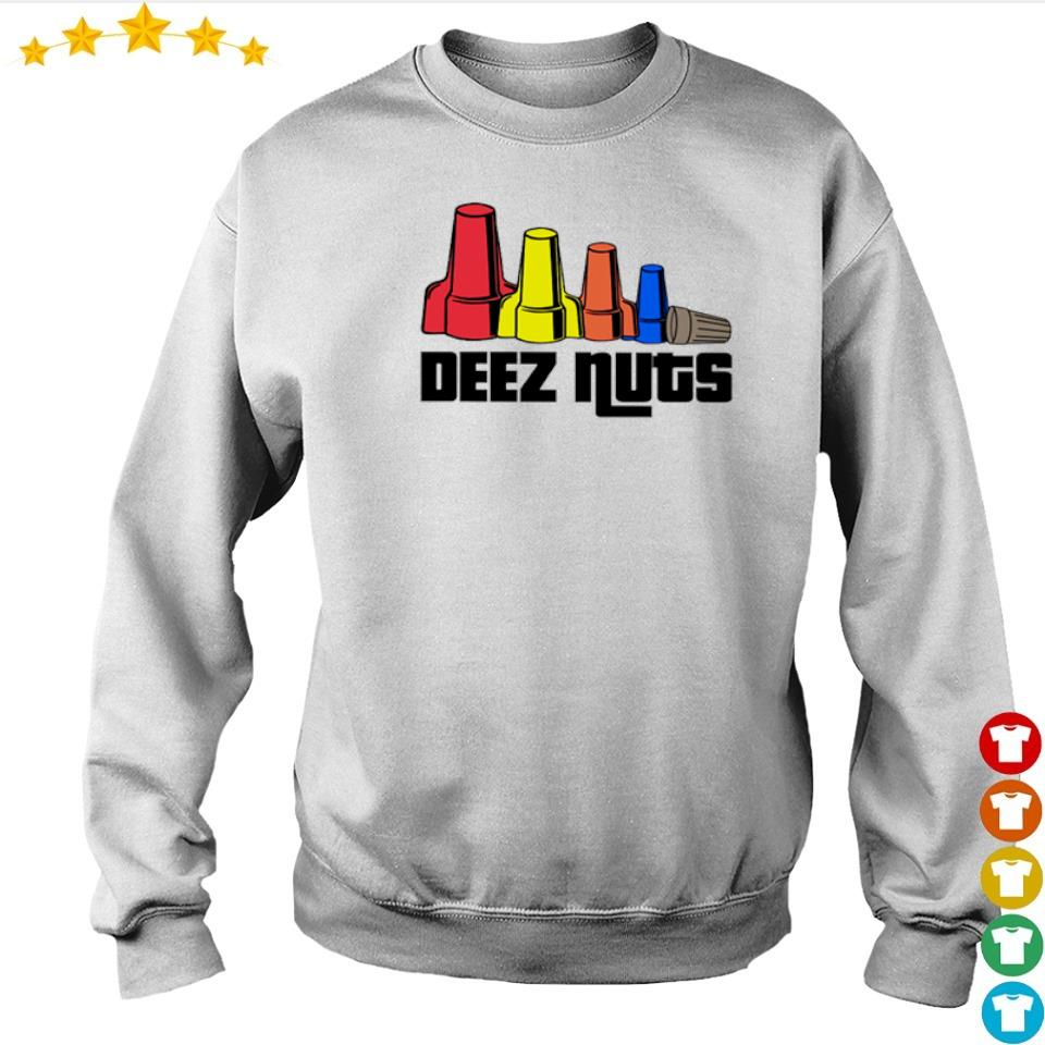 Official electrician deez nuts s sweater