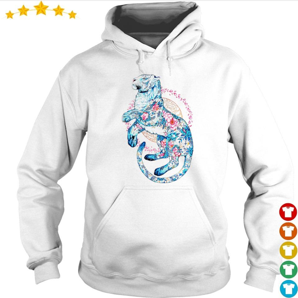 Official fragile tiger s hoodie