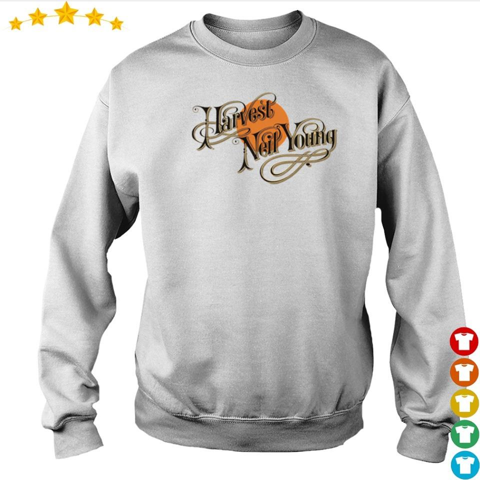 Official Harvest Neil Young s sweater