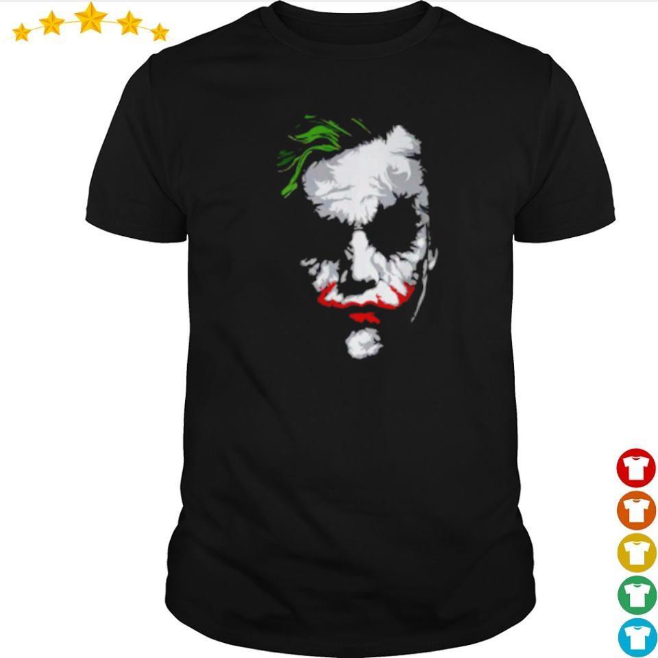 Official Joker face madness shirt