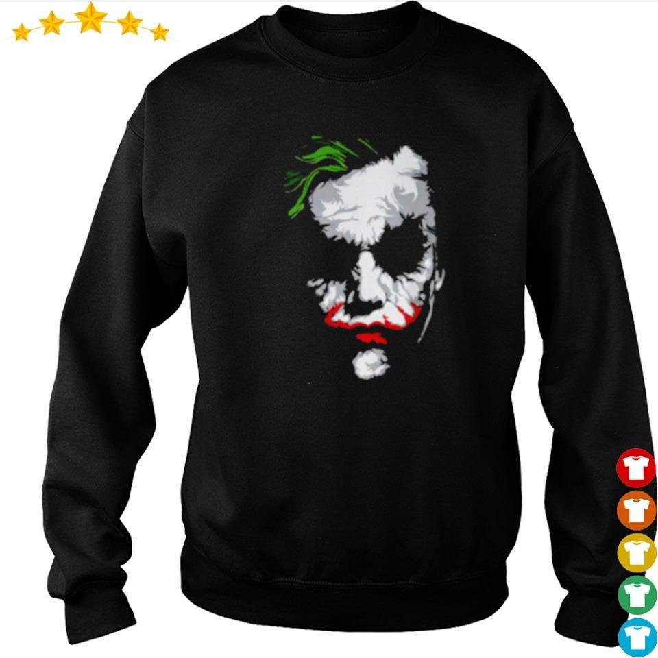 Official Joker face madness s sweater