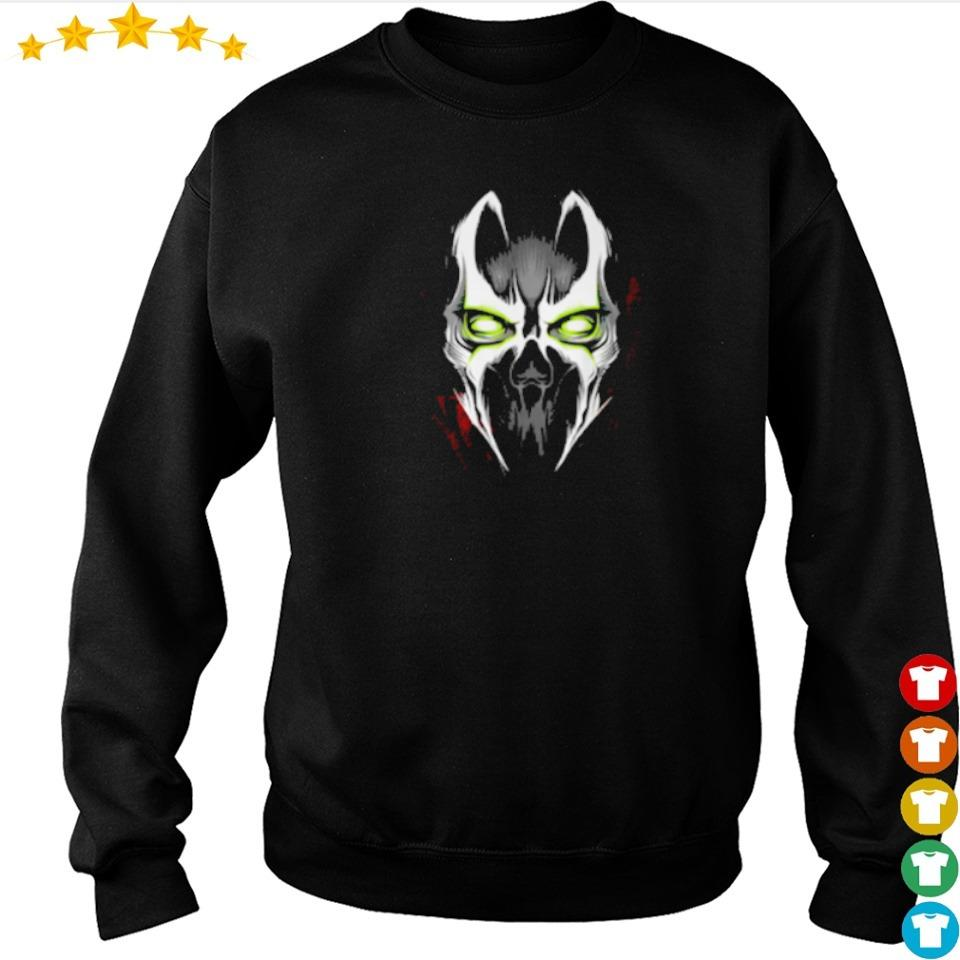Official scary I am Spawn s sweater