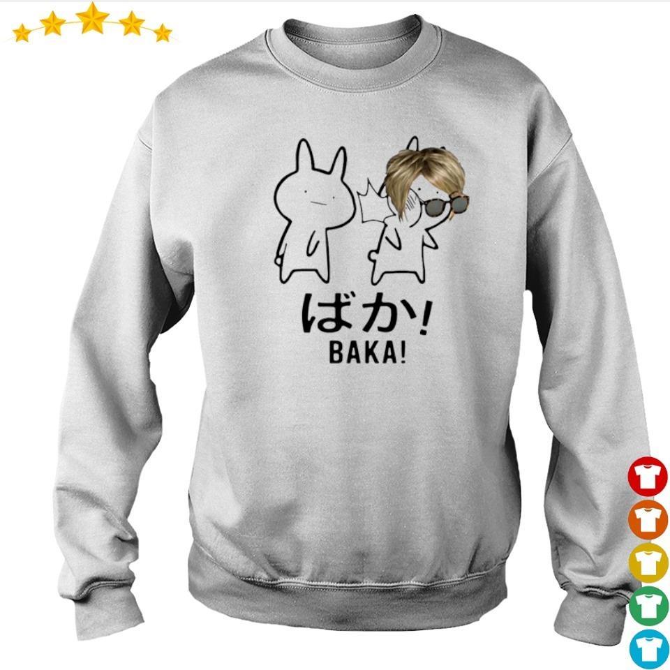 Otakus anime tsuki baka s sweater